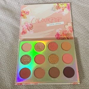 Colourpop Sweet Talk Palette